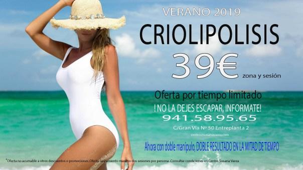 Criolipolisis Logroño